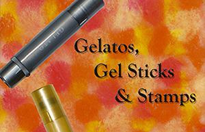 Gelatos Gel-Sticks & Stamps