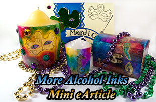 Even More Alcohol Ink Mini eArticle