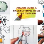 Alcohol Ink Markers eArticle