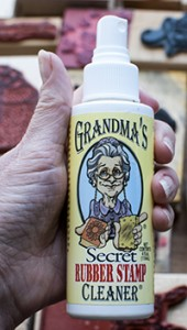 Grandma's Secret Rubber Stamps Cleaner