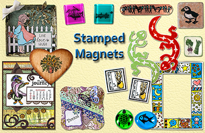 Stamped Magnets eArticle