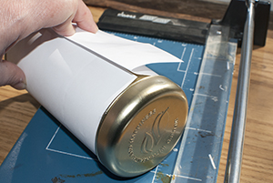Measuring Tea Tin