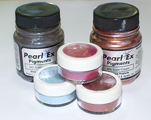 Powdered Pigments