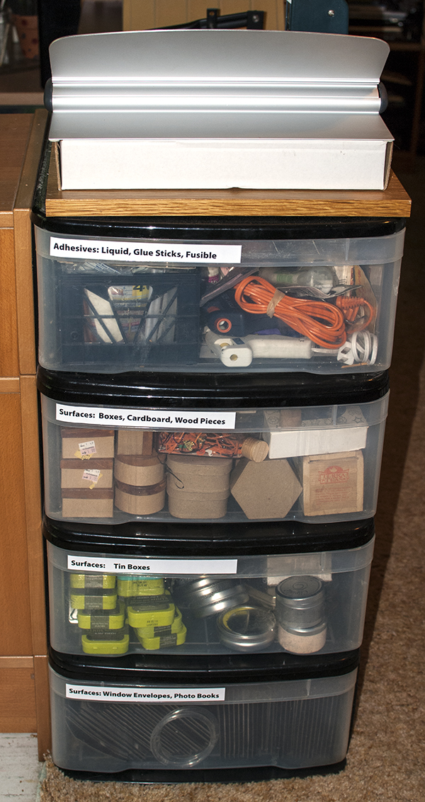 Supplies Storage