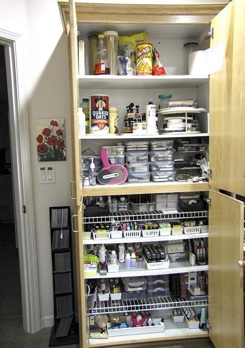 Jan Castle Stamp Room