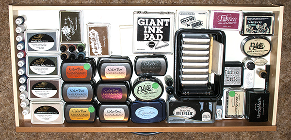 Specialty Inks Drawer