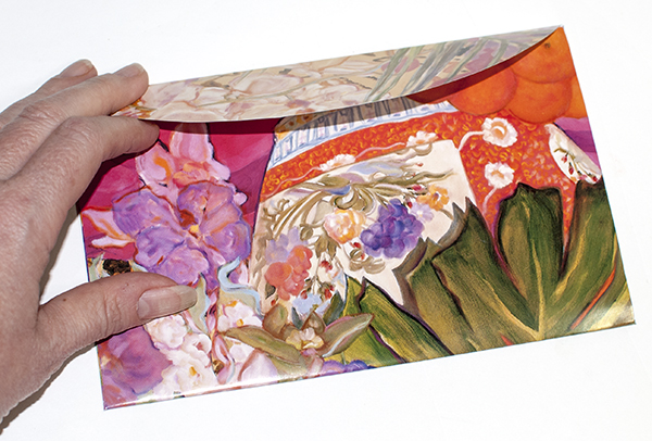Envelope Flap
