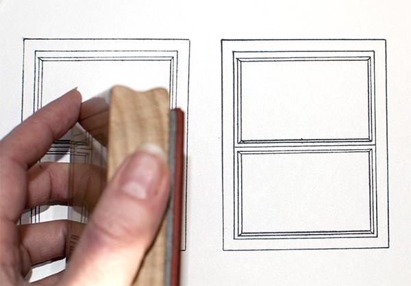 Stamping Window