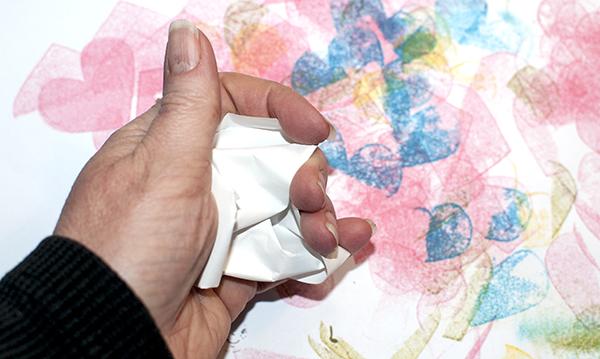 Crumple Paper