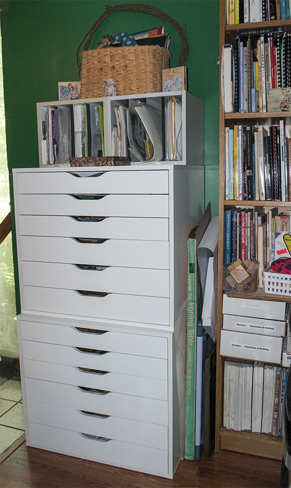 IKEA Flat File Stamp Storage 2014