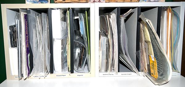 Literature Sorter Storage 2014