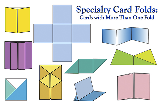Specialty Card Folds