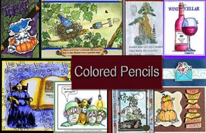 Colored Pencils eArticle Cover