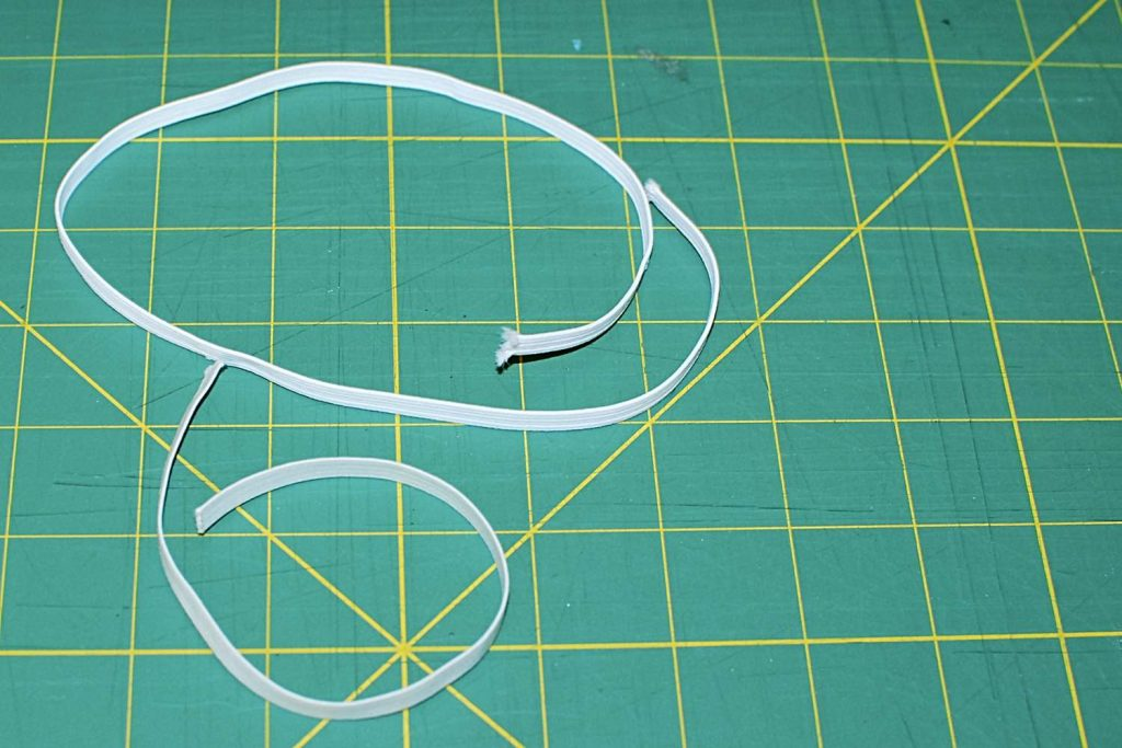 Flat Elastic For Ear Loops